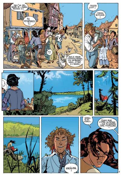 Page 3 gitans des mers tome 1