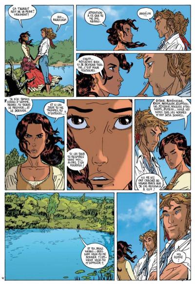 Page 4 gitans des mers tome 1