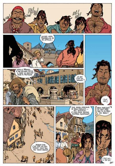 Page 5 gitans des mers tome 1