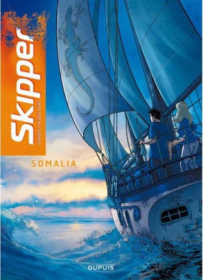 Couverture skipper tome 1 - Somalia