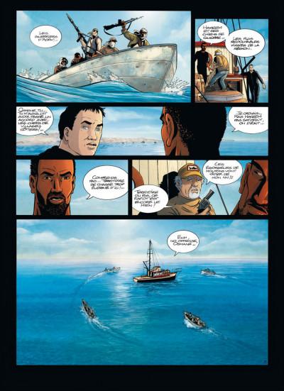 Page 4 skipper tome 1 - Somalia