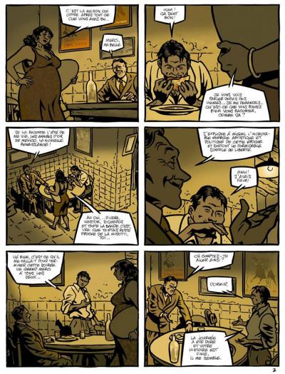 Page 2 l'impertinence d'un été tome 2