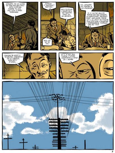 Page 3 l'impertinence d'un été tome 2
