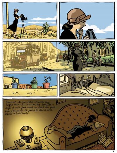 Page 4 l'impertinence d'un été tome 2