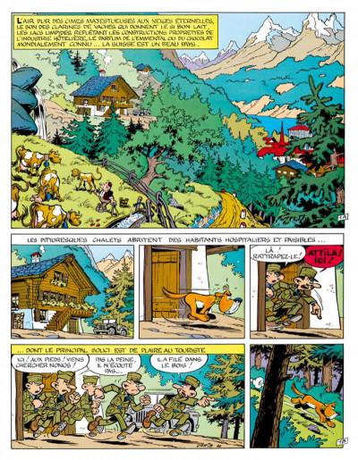 Page 1 Attila - intégrale tome 1