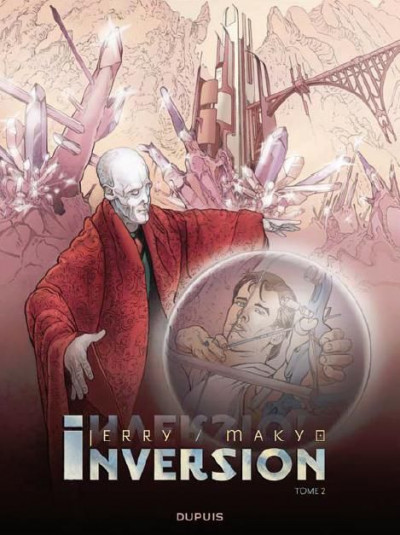 Couverture inversion tome 2