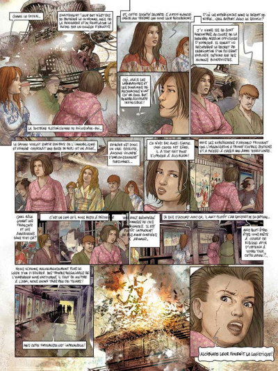 Page 3 les corsaires d'Alcibiade tome 5 - Aletheia