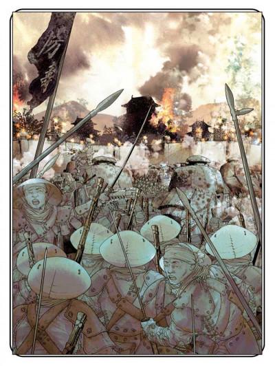 Page 4 les corsaires d'Alcibiade tome 5 - Aletheia