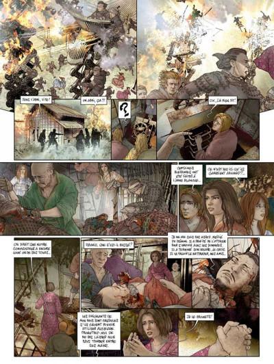Page 5 les corsaires d'Alcibiade tome 5 - Aletheia