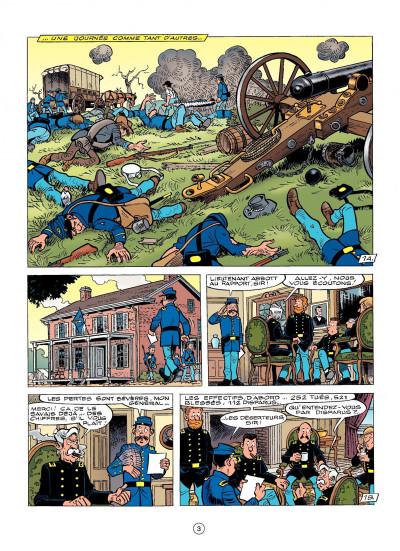 Page 1 les tuniques bleues tome 54 - miss Walker