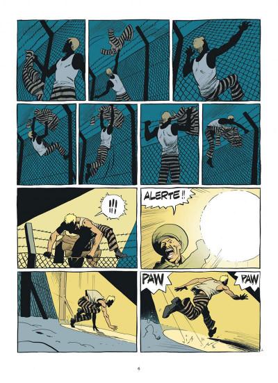 Page 4 esteban tome 4 - prisonniers du bout du monde