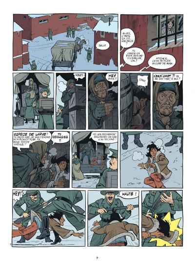 Page 9 esteban tome 4 - prisonniers du bout du monde