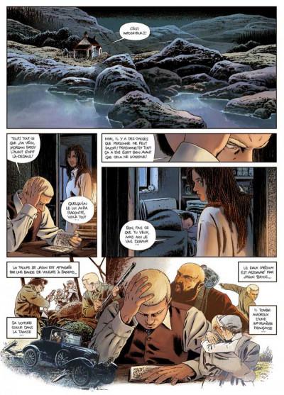 Page 1 jason brice tome 3 - ce qui est révélé