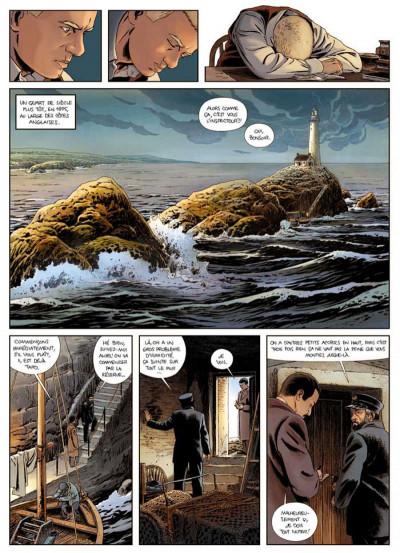 Page 2 jason brice tome 3 - ce qui est révélé