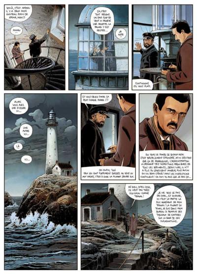 Page 3 jason brice tome 3 - ce qui est révélé
