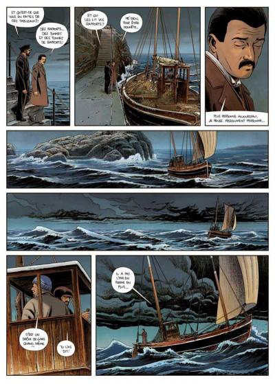 Page 4 jason brice tome 3 - ce qui est révélé
