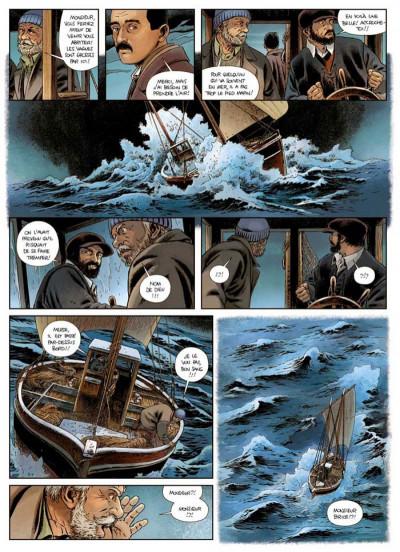 Page 5 jason brice tome 3 - ce qui est révélé