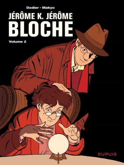 Couverture Jérôme K. Jérôme Bloche - intégrale  tome 2