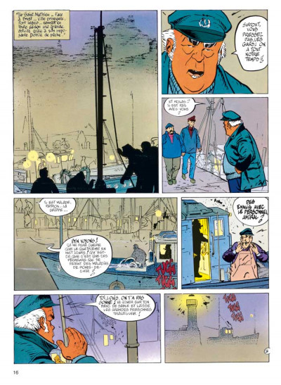 Page 2 Jérôme K. Jérôme Bloche - intégrale  tome 2