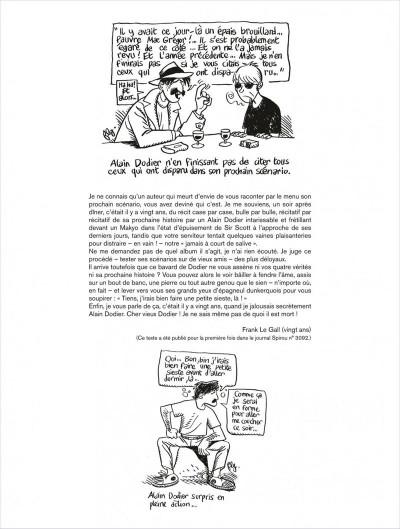 Page 4 Jérôme K. Jérôme Bloche - intégrale  tome 2