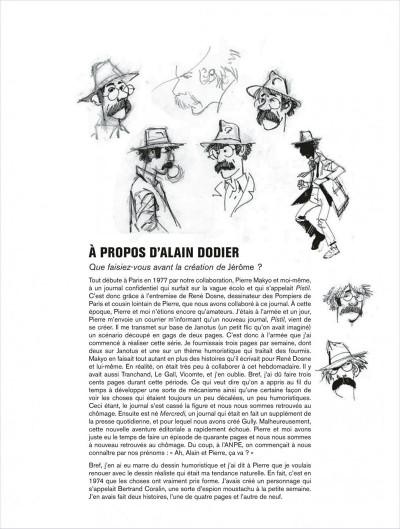Page 5 Jérôme K. Jérôme Bloche - intégrale  tome 2