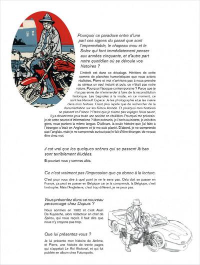Page 7 Jérôme K. Jérôme Bloche - intégrale  tome 2