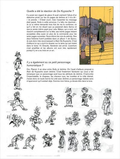 Page 8 Jérôme K. Jérôme Bloche - intégrale  tome 2