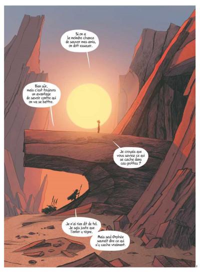Page 1 les enfants d'ailleurs tome 5 - les larmes de l'autre monde