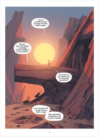 Page 3 les enfants d'ailleurs tome 5 - les larmes de l'autre monde