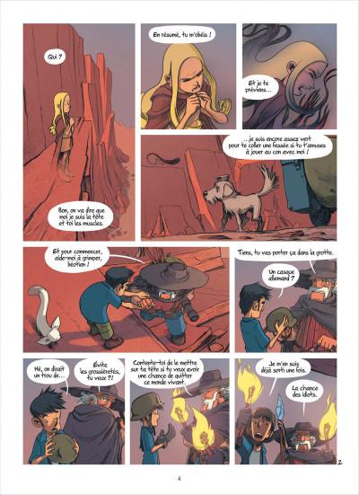 Page 4 les enfants d'ailleurs tome 5 - les larmes de l'autre monde