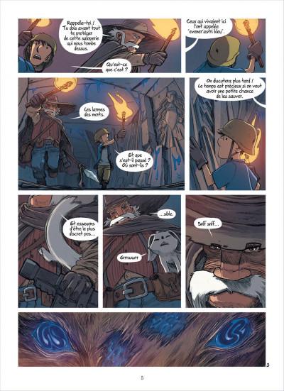 Page 5 les enfants d'ailleurs tome 5 - les larmes de l'autre monde