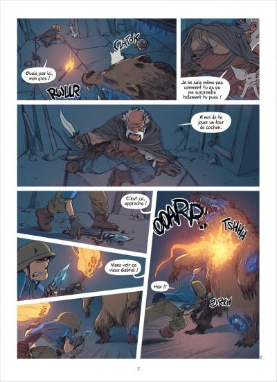 Page 7 les enfants d'ailleurs tome 5 - les larmes de l'autre monde