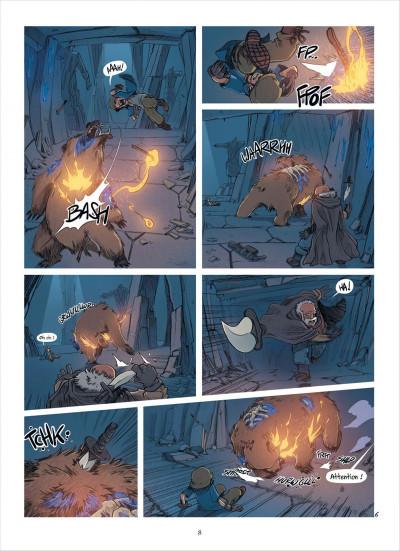 Page 8 les enfants d'ailleurs tome 5 - les larmes de l'autre monde