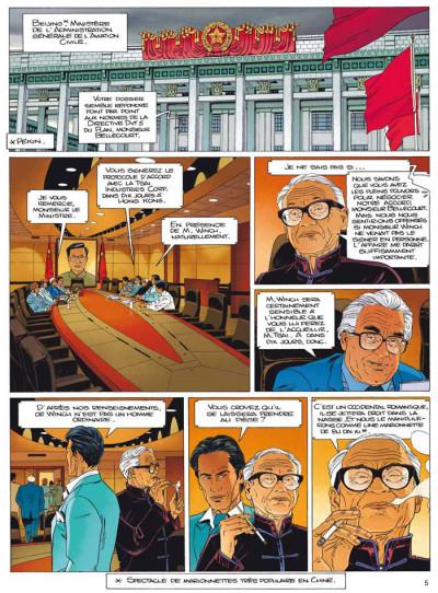 Page 1 Largo Winch - INTEGRALE VOL.8 - T.15 ET T.16 - les trois yeux des gardiens du Tao - la voie et la vertu