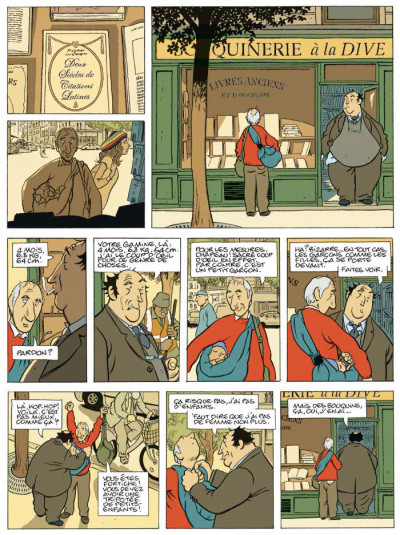 Page 1 Les gens honnêtes tome 2