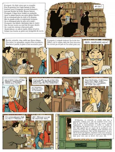 Page 3 Les gens honnêtes tome 2