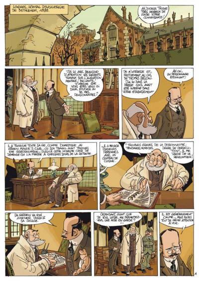 Page 1 green manor ; intégrale ; 16 charmantes historiettes criminelles