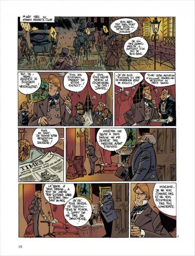 Page 6 green manor ; intégrale ; 16 charmantes historiettes criminelles