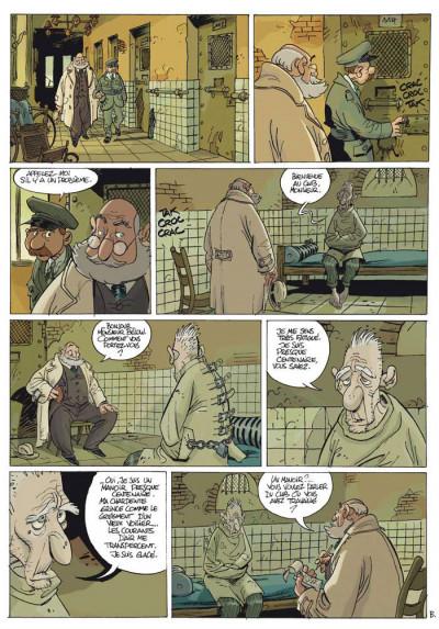 Page 2 green manor ; intégrale ; 16 charmantes historiettes criminelles