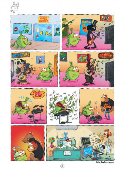 Page 3 le piou tome 2
