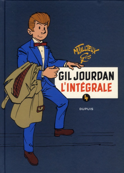 image de Gil Jourdan - intégrale tome 4 - 1970-1979