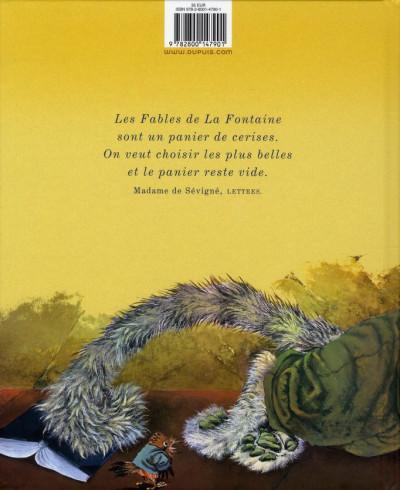Dos les fables de la Fontaine