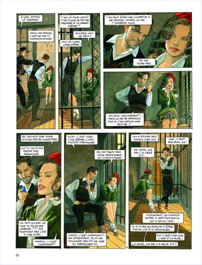 Page 0 Le vol du corbeau - intégrale