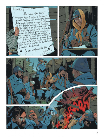 Page 5 Amère patrie tome 2