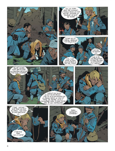 Page 6 Amère patrie tome 2