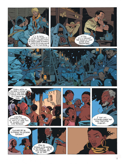 Page 7 Amère patrie tome 2