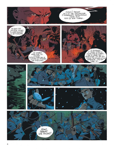Page 8 Amère patrie tome 2