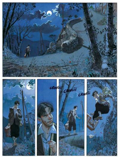 Page 1 Le sursis - intégrale