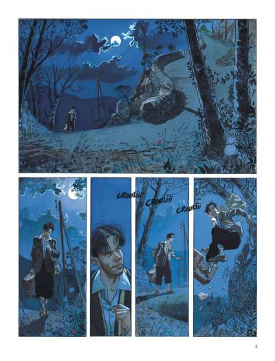 Page 5 Le sursis - intégrale