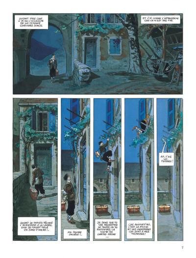 Page 7 Le sursis - intégrale